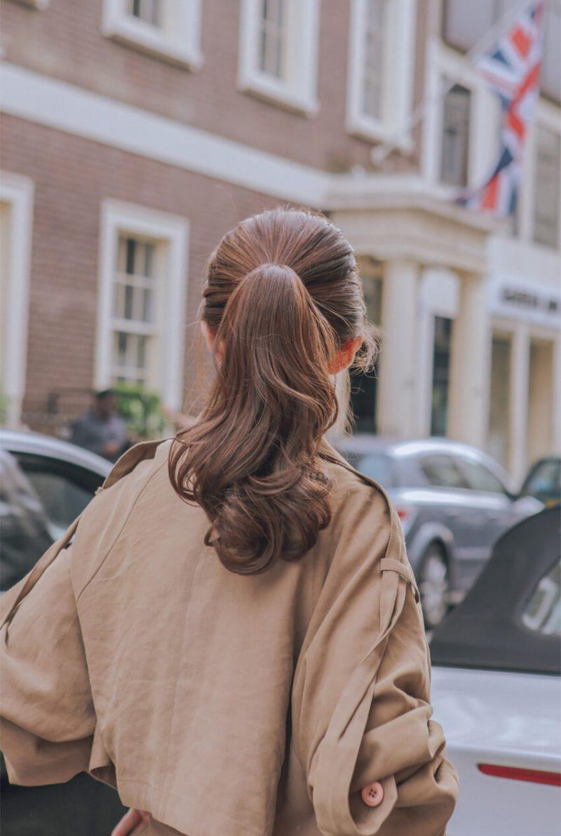Bộ sưu tập 6 kiểu tóc đuôi ngựa giả đẹp nức nở