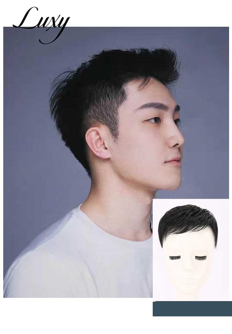 Top 6 địa chỉ bán tóc giả nam cao cấp ở Hà Nội