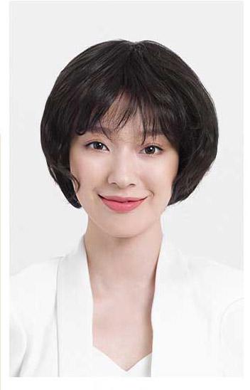 Trước khi dùng tóc nguyên đầu