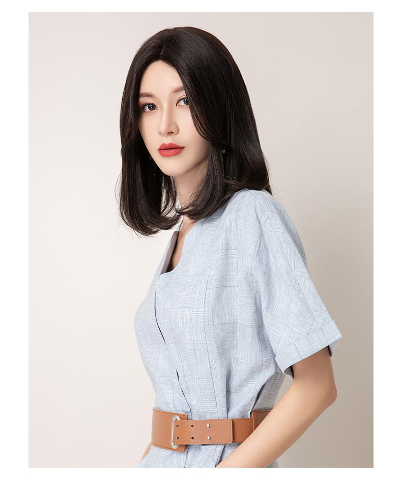 Toc Gia Nguyen Dau Ngoi Ngua Hai Mai Bang Toc That 4
