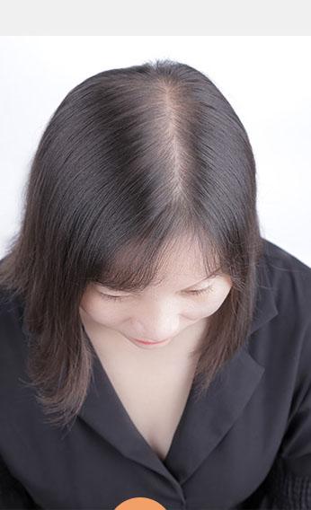 Trước khi dùng tóc kẹp LUXY