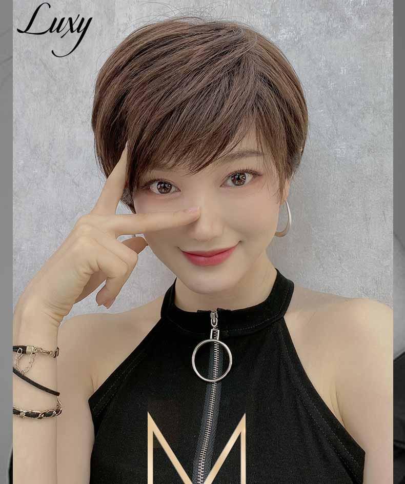 Toc Gia Nu Nguyen Dau Tem Thang Ca Tinh Bang Toc That 1s1